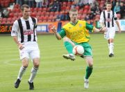 Cowden v Pars - Tuesday 7th December 2010