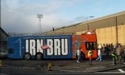 Irn-Bru Bus - Saturday 17th March