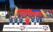 COWDENBEATH COLTS ARE NOW BOYS IN BLUE