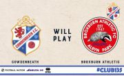 Cowdenbeath v Broxburn Athletic : Hospitality