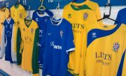 Collectors Items - Blue Brazil Shirt Sale
