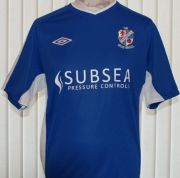 2011/12 Umbro replica home shirt (Adult - short sleeves)
