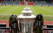 Scottish Cup on show at Central Park!