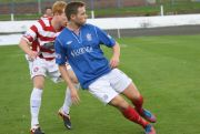 Stalemate against Airdrie United