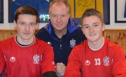 Cowden Add Two More Youngsters