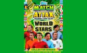 Brazil's not just Blue this summer with Topps World Stars!